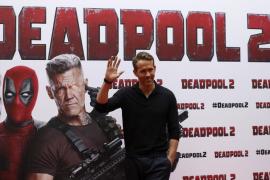 """Photocall presentación en España la película """"Deadpool 2"""""""