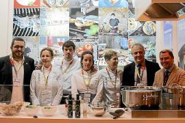 El salón Gourmets de Madrid acoge un taller que promociona el «sabor» de Baleares