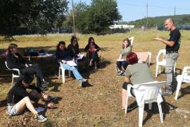 Seminario de Claudio Mangini para profundizar en el lenguaje canino