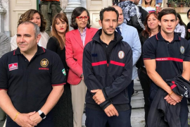 Libertad sin cargos para los tres bomberos españoles acusados de tráfico de personas en Lesbos