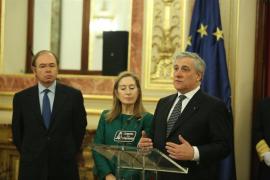"""El presidente del Parlamento Europeo dice que Cataluña es un """"problema español"""" y """"no cabe mediación europea"""""""