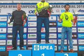 Javier Palau comanda el 'ranking'