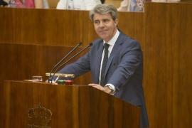 Garrido descarta ser el candidato del PP en 2019 y reitera que le toca trabajar para completar el proyecto