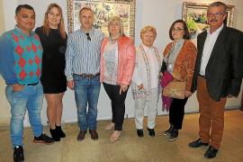 Cati Gelabert expone su obra en el Convent dels Mínims de Sineu