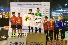 Ismael Oballe firma el doblete en el Campeonato de España sub 11