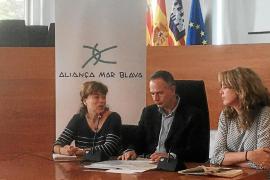 Alianza Mar Blava muestra su apoyo a la Ley de Cambio Climático del Govern