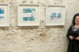Gran éxito de la exposición de Josefina Torres en El Verger