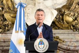 Argentina solicita apoyo financiero al FMI