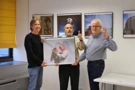 El fotógrafo Marcelo Sastre participa en Madrid en la muestra 'Mi imagen favorita'
