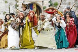 Desde las 10.00 horas de hoy Ibiza vuelve a viajar a la Edad Media y al Renacimiento