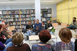 Tertulia con Vicent Tur para celebrar 150 sesiones del Club de Lectura de Santa Eulària