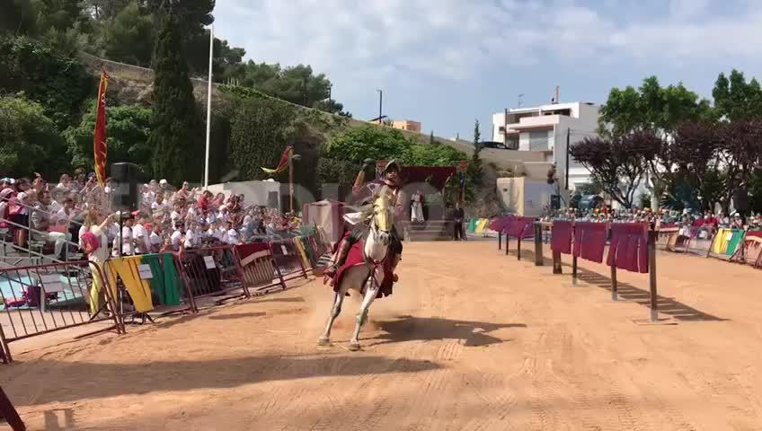 Arranca la feria Eivissa Medieval 2018