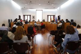 Vila no aclara la dimisión de Molina y la oposición acusa al pacto de «traicionar» a la ciudadanía