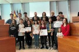 Norma Torres gana el premio a la mejor historia del concurso 'Ficcions'