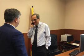 """Puigdemont: """"Brillante Quim Torra. Inmejorable, gran discurso"""""""