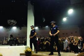 La Fiscalía investiga el uso de uniformes de la Policía Local en la reapertura de Pacha