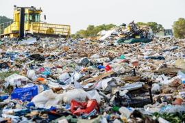 Ibiza solo recicló el 14,16 por ciento de la basura doméstica generada en 2017