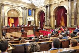 Torra promete recuperar 16 leyes catalanas recurridas por el Gobierno y suspendidas por el TC