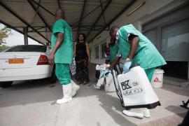 La OMS envía equipos de emergencia a RDC para hacer frente al brote de ébola