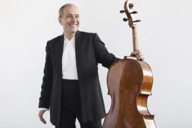 Asier Polo lleva las 'Las Suites de J.S. Bach' al Palau March