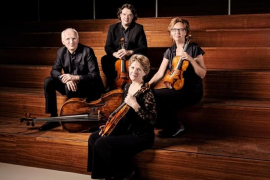 El Utrecht String Quartet cierra los Conciertos de Verano del Palau March