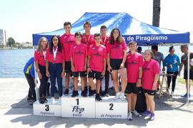 Ibiza brilla en la final escolar autonómica