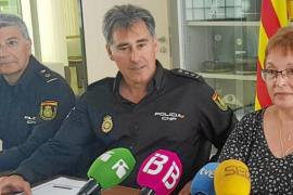 El Comisario asegura que ofrecen un «servicio de calidad» a pesar de la falta de policías por la vivienda