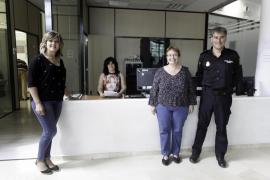 La oficina del SATE de Ibiza atendió a 3.000 turistas y más de 800 denuncias en 2017
