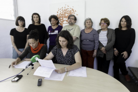La marea feminista volverá a salir a la calle para protestar contra las cuentas del Estado