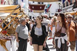 La XIX edición de Eivissa Medieval contó con más de 160.000 visitantes