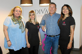 inauguración Divas
