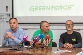 Greenpeace se une a Mar Blava y pide al Gobierno que prohíba las prospecciones en el Mediterráneo