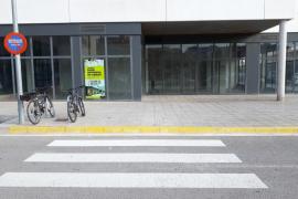 EPIC denuncia la anulación de accesos para discapacitados entre el Cetis y sa Colomina