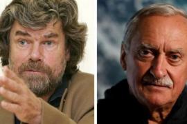 Los alpinistas Reinhold Messner y Krzysztof Wielicki, Princesa de Asturias de los Deportes 2018