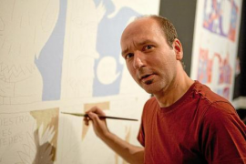 El dibujante Paco Alcázar protagoniza este viernes la 'Jornada Desobediente'