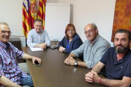 Los asalariados del taxi piden más licencias fijas al Ayuntamiento de Sant Josep
