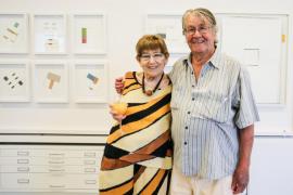 Fallece la artista Anneliese Witt a los 83 años