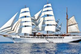 Los cruceros con escala en aguas de Formentera no fondearán en el puerto de La Savina para proteger la posidonia