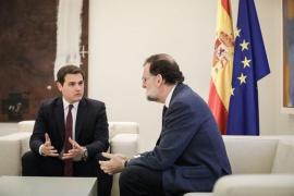 Rivera pide a Rajoy un nuevo 155 con control económico de las cuentas, de la cúpula de los Mossos y de TV3