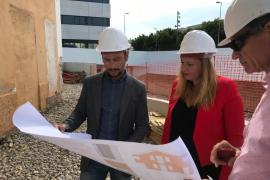 Comienzan las obras del Casal de la Igualtat de Ibiza