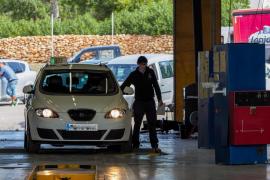 Los taxis estacionales empezarán tarde a pesar del esfuerzo de la ITV