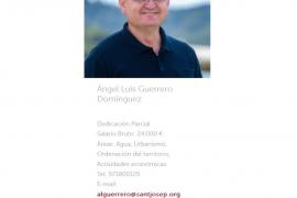 Sant Antoni otorga una licencia de taxi a 'Gelu' Guerrero pese a ser teniente de alcalde