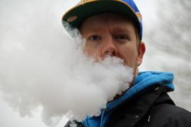 Un hombre muere por la explosión de un cigarrillo electrónico