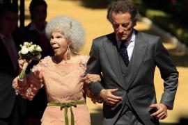 La boda de la duquesa de Alba, imagen promocional de un TTOO alemán