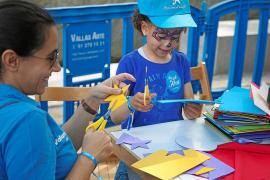 Los voluntarios de La Caixa en las Pitiusas celebran una jornada lúdica
