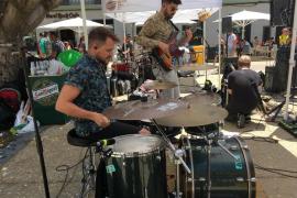 Bandas locales en Vara de Rey