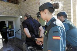 La acusación pide sendas penas de seis años de prisión para los dos acusados por el incendio de s'Espalmador