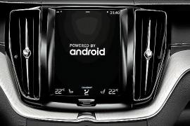 Volvo incorporará varias aplicaciones de Google