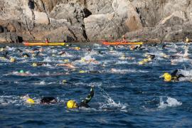 La Marnaton regresa a Formentera para reunir a unos 300 nadadores