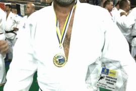 Dimitri Kusnhir se proclama campeón de España